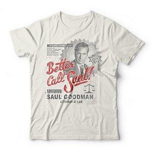 Camiseta Breaking Bad Better Call Saul!