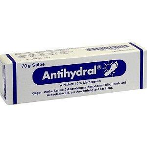 Antihydral Salbe 70g pomada