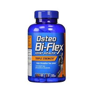 Osteo Bi-Flex Força Tripla (Saúde das Articulações) 170 Cápsulas - Original