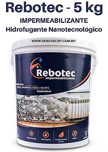 Rebotec Impermeabilizante - 5 Kg original