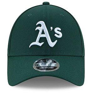 Boné New Era 9Forty MLB Oakland Athletics Snapback