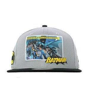 Boné New Era 9Fifty Dc Comics Batman Snapback