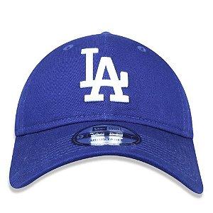 8afdc1ee6b89d Boné New Era 920 MLB Los Angeles Dodgers Azul Strapback