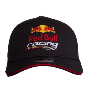 Boné New Era 39Thirty Red Bull Racing Marinho Aba Curva