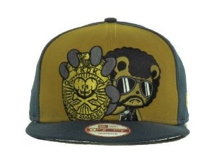 Boné New Era 9Fifty Tokidoki Hands Up Snapback