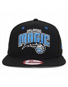 Boné New Era 9Fifty NBA Orlando Magic Original Fit Snapback