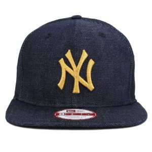 Boné New Era 9Fifty New York Yankees Jeans Original Fit Snapback