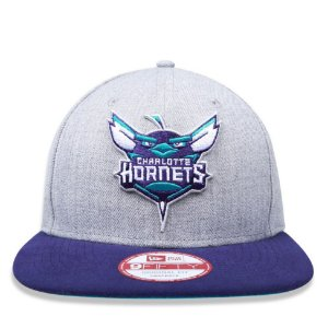 Boné New Era 9Fifty NBA Charlotte Hornets Angry Birds Original Fit Snapback
