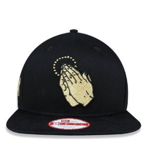 Boné New Era 9fifty Yo Oro Branded Original Fit Snapback