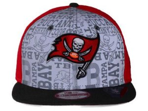 Boné New Era 9Fifty Tampa Bay Buccaneers Draft Reflective Snapback