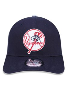 Boné New Era 9Forty New York Yankees Basic Coop Snapback