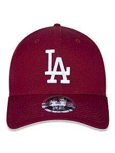 Boné New Era 9Forty MLB Los Angeles Dodgers Azul Snapback - America ... 97e9a9152bc