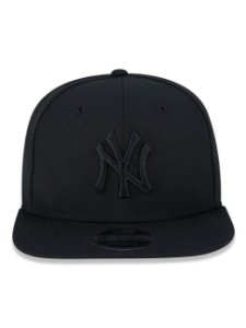Boné New Era 9Fifty New York Yankees Blackout Original Fit Snapback