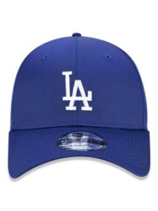 Boné New Era 9Forty MLB Los Angeles Dodgers Azul Snapback