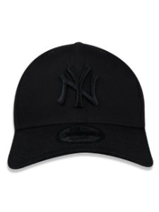 Boné New Era 9Forty New York Yankees Blackout Snapback