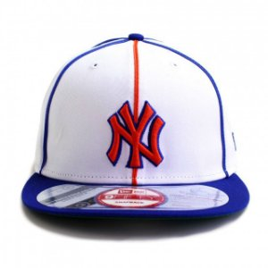 Boné New Era 9Fifty MLB New York Yankees Interchangeable