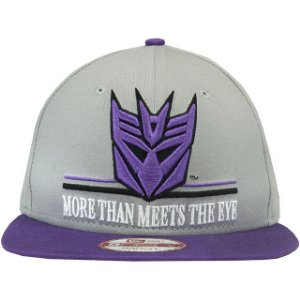 Boné New Era 9fifty Transformers Hero Underline Snapback