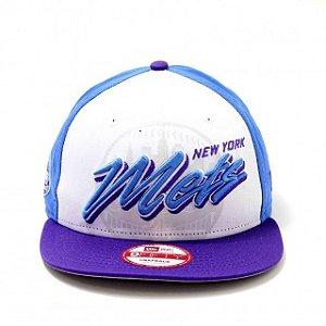 Boné New Era 9Fifty MLB New York Mets Gamer Snapback