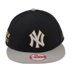 Boné New Era 9Fifty New York Yankees Team Hasher Snapback