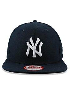 Boné New Era 9Fifty NY Yankees Marinho Original Fit Snapback