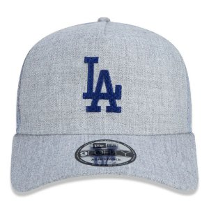 Boné New Era 9Forty MLB LA Dodgers Trucker Summer Snapback