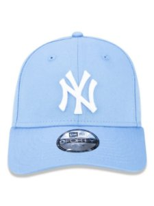 Boné New Era 9Fifty Youth MLB NY Yankees Azul Ajustável