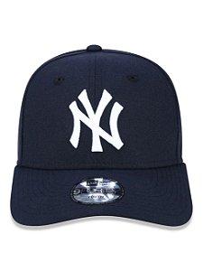 Boné New Era 9Fifty Youth MLB NY Yankees Marinho Ajustável