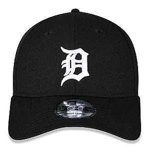 Boné New Era 9Forty MLB Detroit Tigers Black Snapback