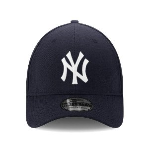 Boné New Era 39Thirty MLB New York Yankees Marinho