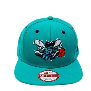 Boné New Era 9Fifty NBA Charlotte Hornets Original Fit Snapback
