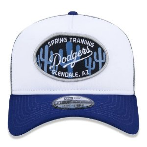 Boné New Era 9Forty MLB Los Angeles Dodgers Spring Training