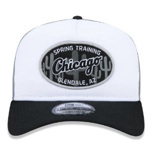 Boné New Era 9Forty MLB Chicago White Sox Spring Training