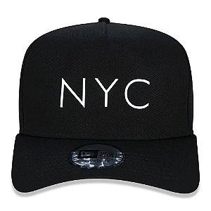 Boné New Era 9Forty K-Frame NYC New York City Tpu Strapback