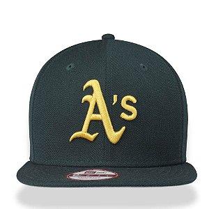 Boné New Era 9Fifty MLB Oakland Athletics Snapback