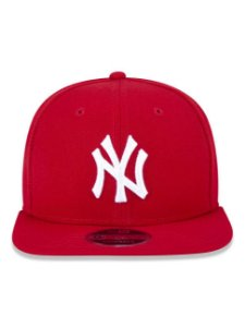 Boné New Era 9Fifty New York Yankees Scarlet OF Snapback