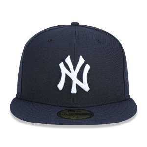 Boné New Era 59Fifty New York Yankees Navy/White Fitted