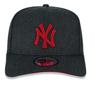 Boné New Era 9forty A-frame Ny Yankees Heather Pop Snapback