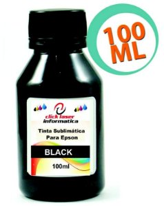 Tinta Sublimatica Epson Black
