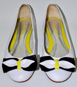 Sapatilha Branca - Shoestock - Tam. 36