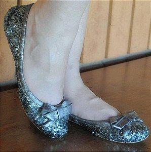 Sapatilha Lantejoulas - Shoestock - Tam. 36