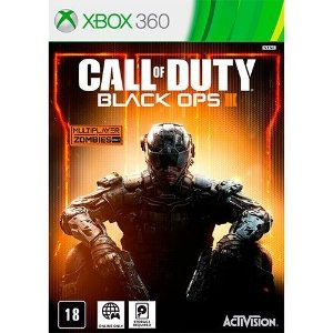 Jogo Call of Duty : Black Ops III - Xbox 360