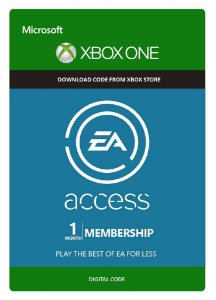Assinatura EA Access 1 Mês - Xbox One