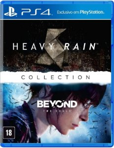 Jogo Heavy Rain & Beyond Two Souls Collection - PS4 - PlayStation 4
