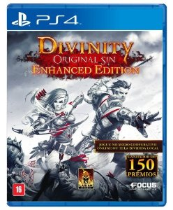 Jogo Divinity: Original Sin (Enhanced Edition) - PS4 - PlayStation 4