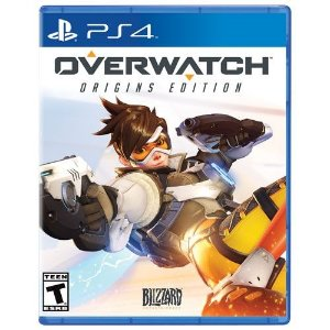 Jogo OverWatch Origins Edition - Ps4 - PlayStation 4