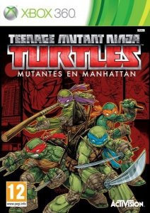 Jogo Teenage Mutant Ninja Turtles: Mutants in Manhattan - Xbox 360