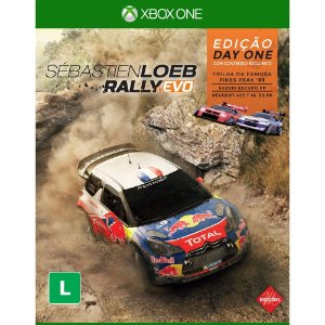 Jogo Sébastien Loeb Rally Evo - Xbox One