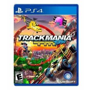 Jogo Trackmania Turbo - PS4 - PlayStation 4