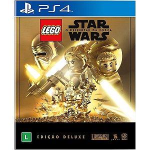 Jogo Lego Star Wars: O Despertar da Força Ed. Deluxe - Ps4 - PlayStation 4