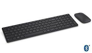 Kit Teclado e Mouse Microsoft Designer Bluetooth